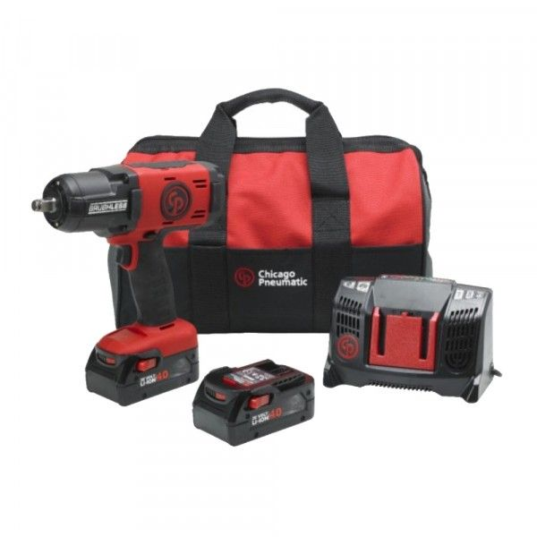 Electric Impact Wrench 6Ah Cp8849