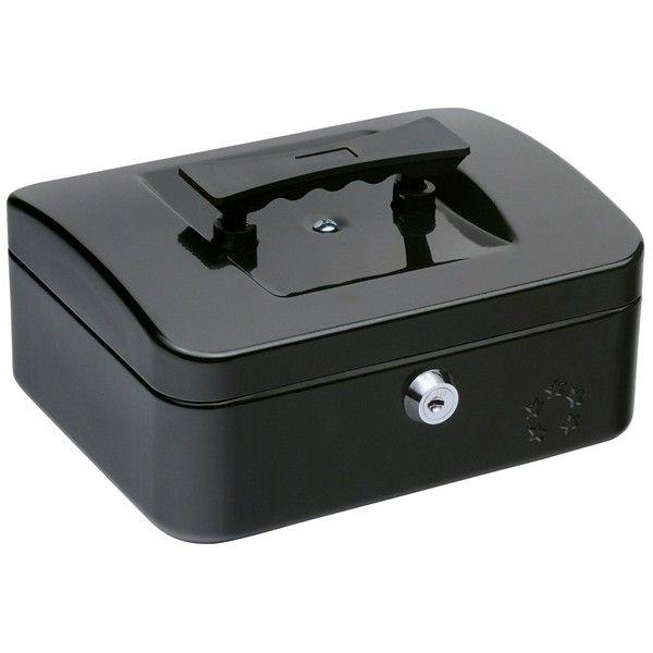 Cash Box Black