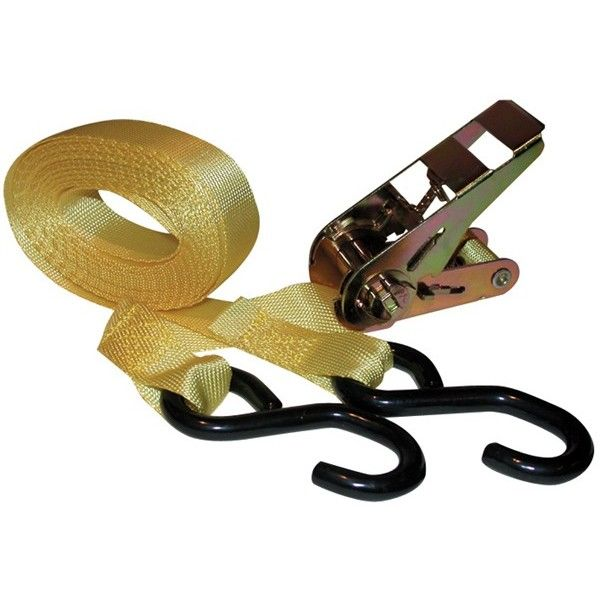 Kwiklok Ratchet Tie Down Strap Hooks 5M