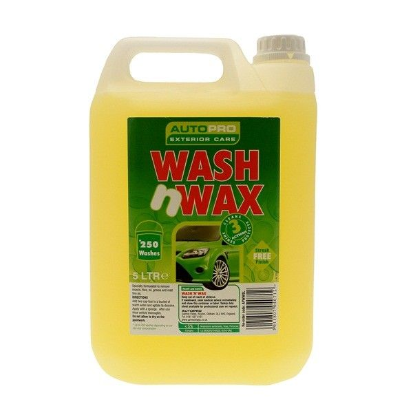 Wash Wax 5 Litre