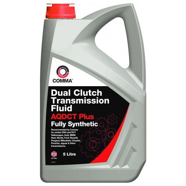 Dual Clutch Transmission Fluid 5 Litre
