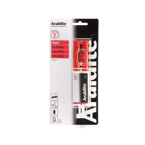 Araldite Rapid 24Ml Syringe