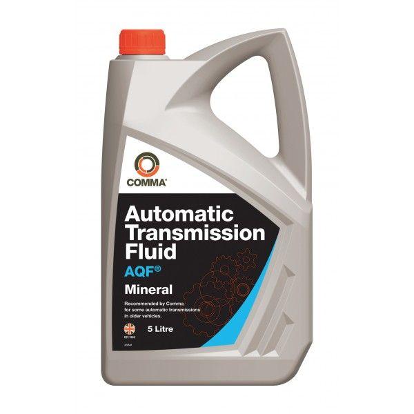 Aqf Automatic Transmission Fluid 5 Litre