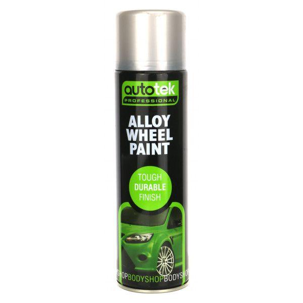 Wheel Paint Alloy 500Ml