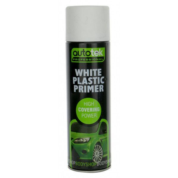 Plastic Primer White 500Ml