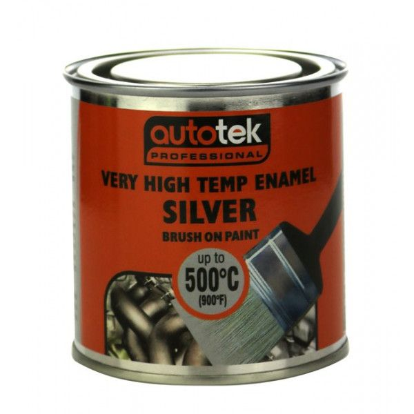 Vht Paint Silver 250Ml