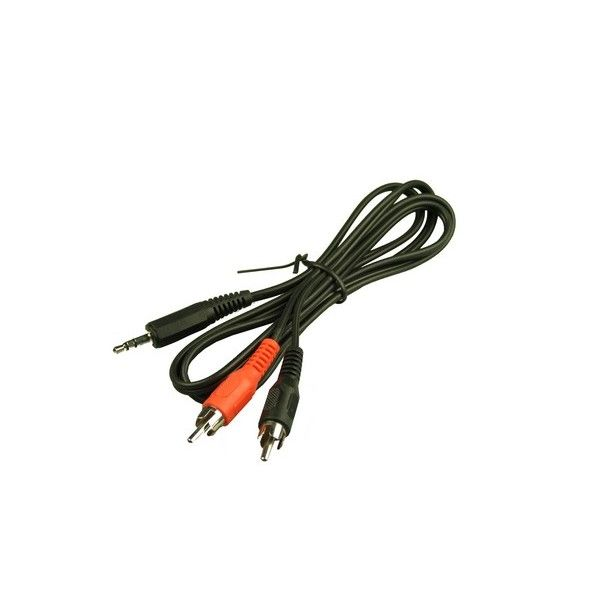 Aux Interface 3.5Mm Jack To Rca 1.2M