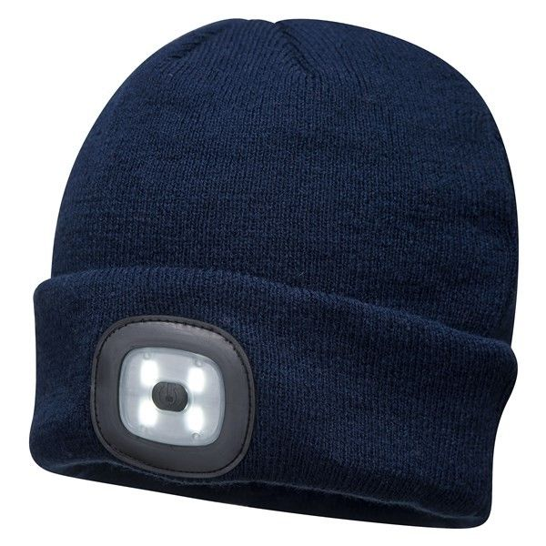 Beanie Led Head Light Hat