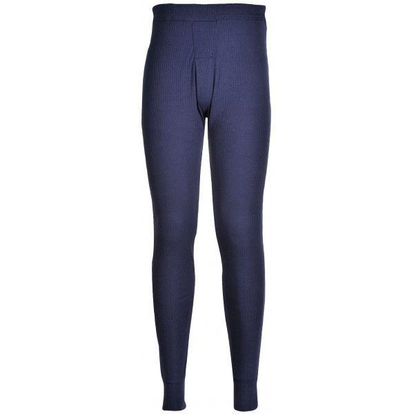 Thermal Trousers Navy Medium