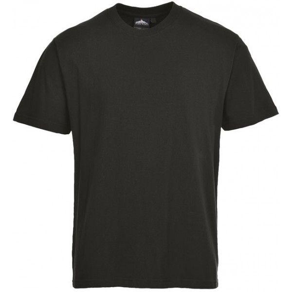 Turin Premium Tshirt Black Xx Large