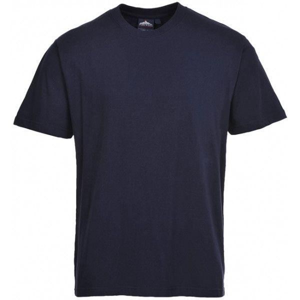 Turin Premium Tshirt Navy Large