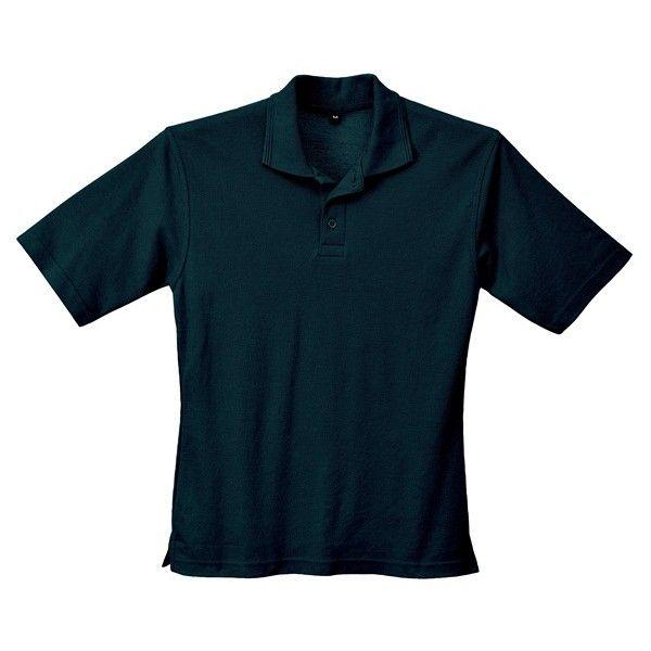 Ladies Polo Shirt Black Extra Small