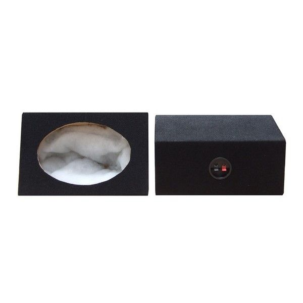 Subwoofer Box 6In. X 9In. Pair