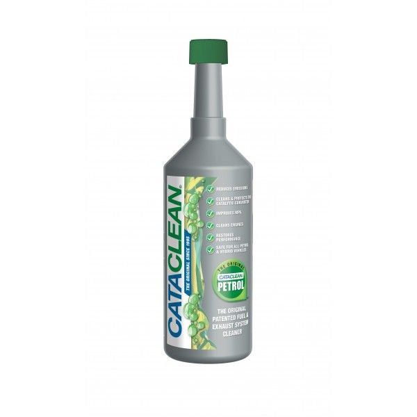 Petrol Fuel And Exhaust System Cleaner 500Ml