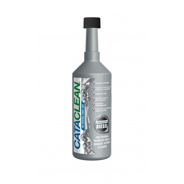 Diesel Fuel And Exhaust System Cleaner 500Ml