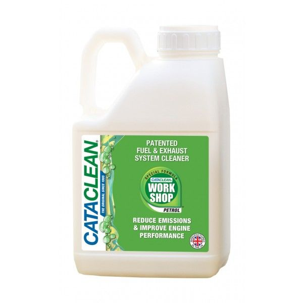 Workshop Petrol Fuel And Exhaust System Cleaner 3L