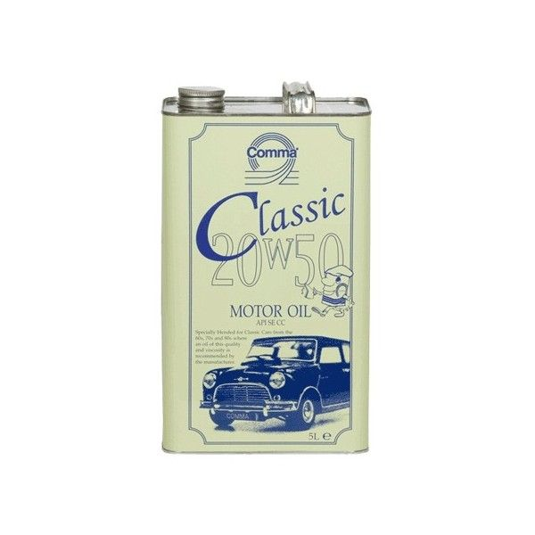 Classic 20W50 5 Litre