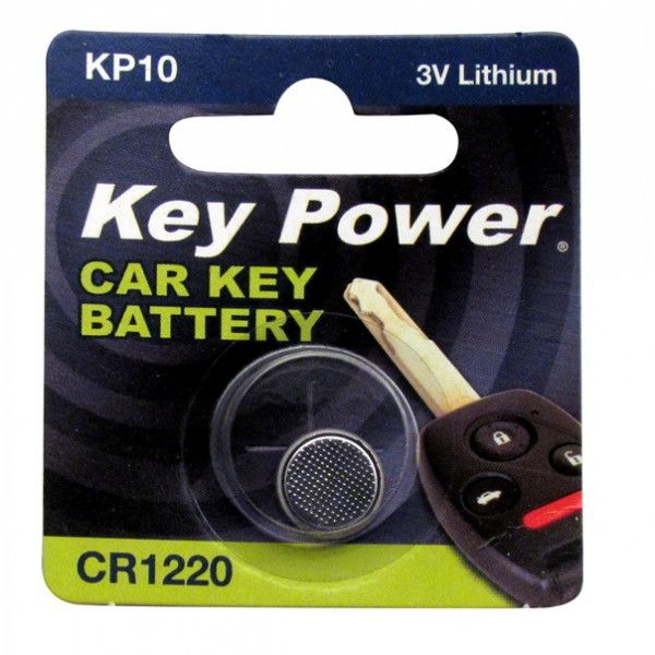 Coin Cell Battery Cr1220 Lithium 3V