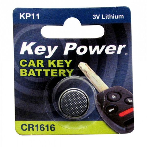 Coin Cell Battery Cr1616 Lithium 3V