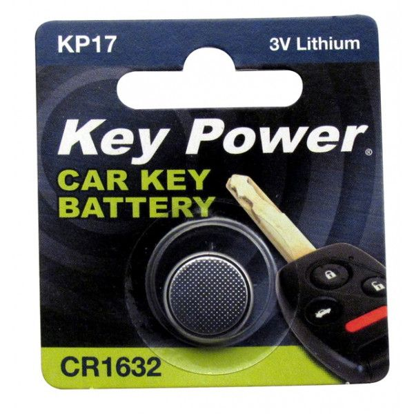 Coin Cell Battery Cr1632 Lithium 3V