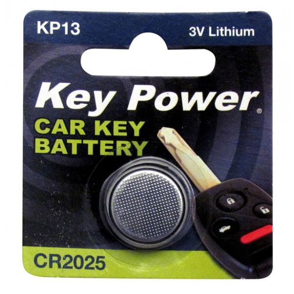 Coin Cell Battery Cr2025 Lithium 3V