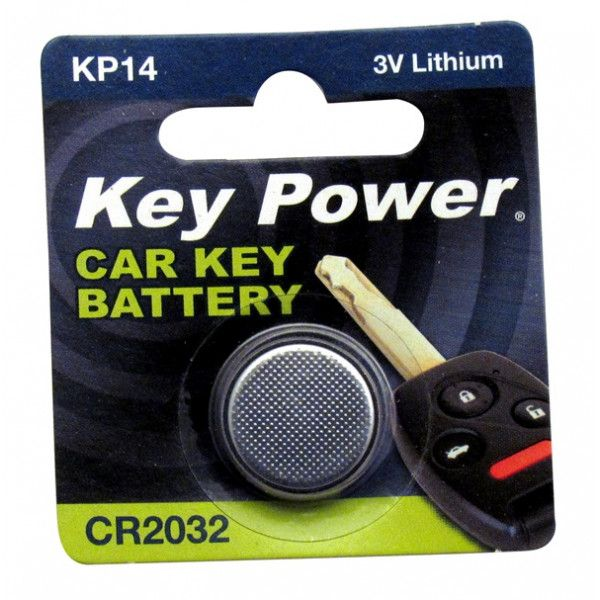 Coin Cell Battery Cr2032 Lithium 3V