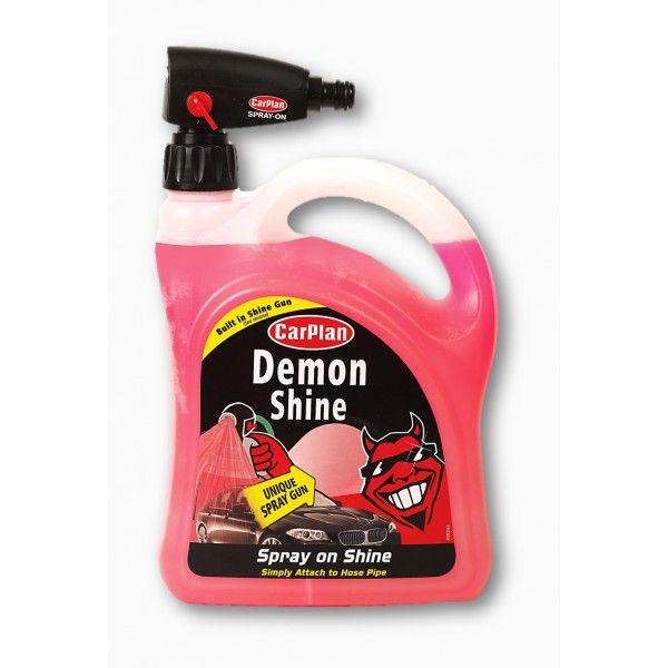Demon Shine Spray On Shine Spray Gun 2 Litre