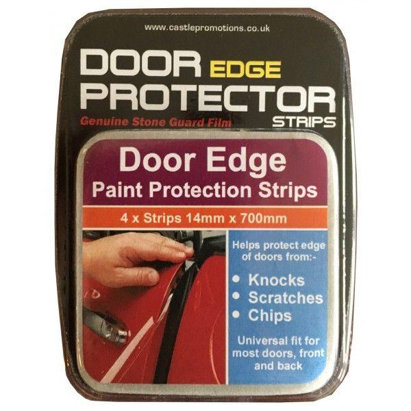 Door Edge Protector Strips Pack Of 4