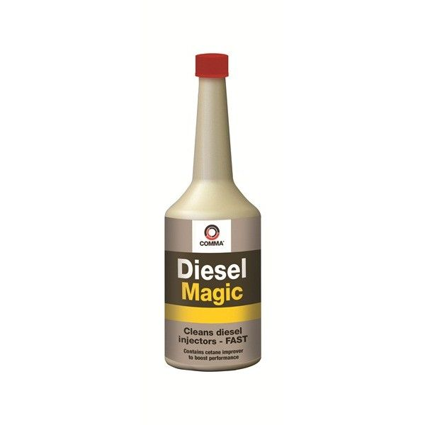 Diesel Magic Additive 400Ml