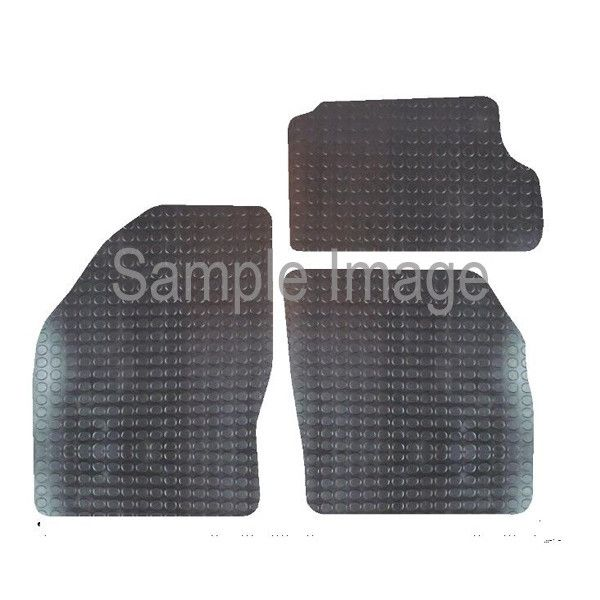 Rubber Tailored Car Mat Ford Focus 20052011 Pattern 1085