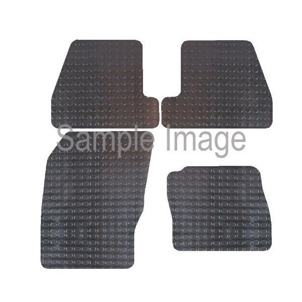 Rubber Tailored Car Mat Ford Focus Mar 20112015 Pattern 2329