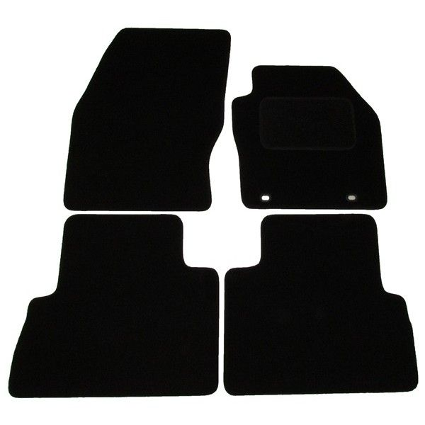 Standard Tailored Car Mat Ford C Max 20112013 Oval Clip Pattern 2213