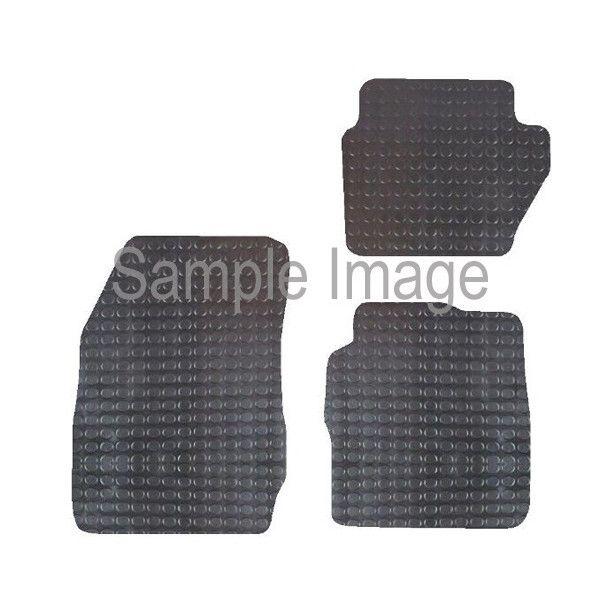 Rubber Tailored Car Mat Ford Fiesta Mk7 2011 Pattern 2440