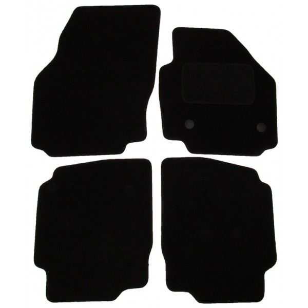 Standard Tailored Car Mat Ford Mondeo Round Clip 20122014 Pattern 3197