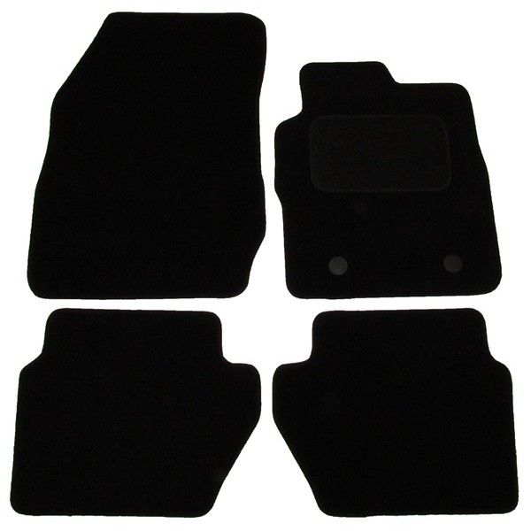 Standard Tailored Car Mat Ford Eco Sport With 2 Clips 2014 Onwards Pattern 3401