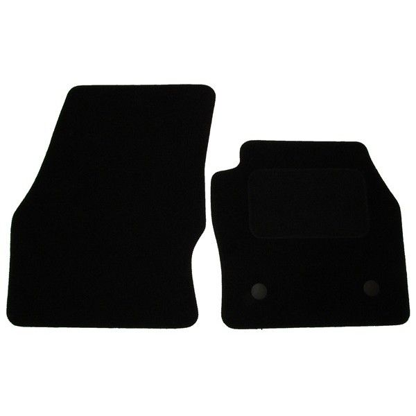 Standard Tailored Car Mat Ford Transit Connect With 2 Clips 2014 Onwards Pattern 3349