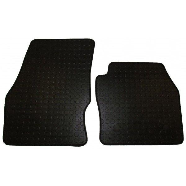 Rubber Tailored Car Mat Ford Connect 2014 Onwards Pattern 3349