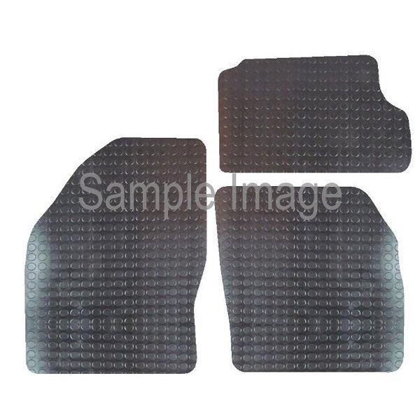 Rubber Tailored Car Mat Ford Focus 20052011 Pattern 2258