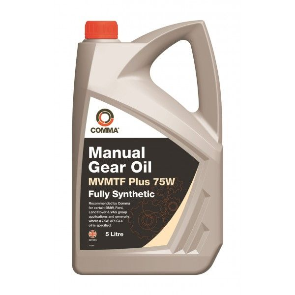 Mvmtf Plus Transmission Fluid 75W Fs 5 Litre