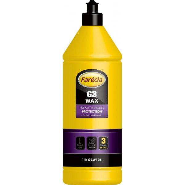 G3 Wax Premium Liquid Protection 1 Litre