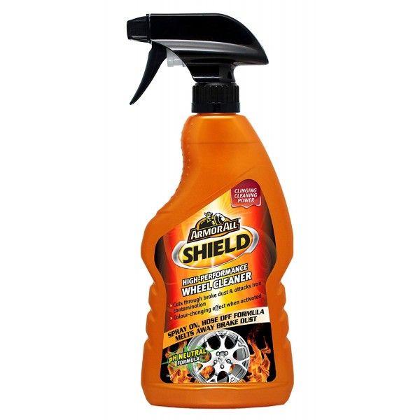 Shield Wheel Cleaner Trigger 500Ml