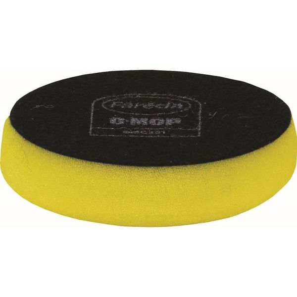 G Mop 3In. Yellow Compounding Foam Pack Of 5