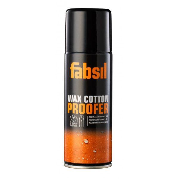 Fabsil Wax Cotton Proofer Spray 200Ml