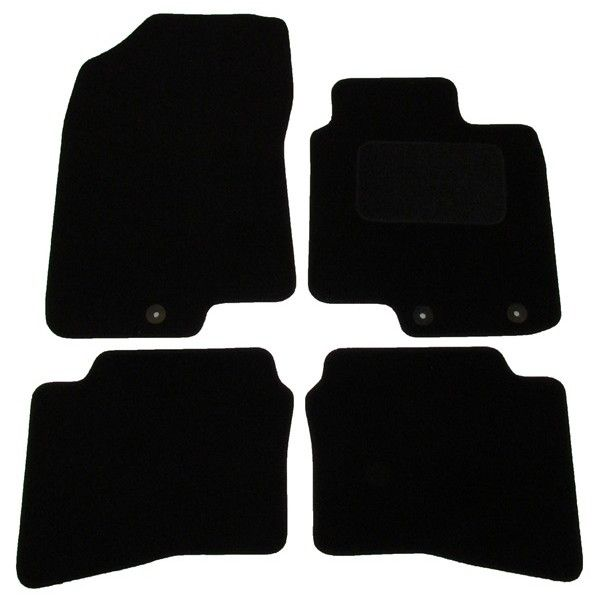 Standard Tailored Car Mat Hyundai I20 With 3 Clips 2015 Onwards Pattern 3463