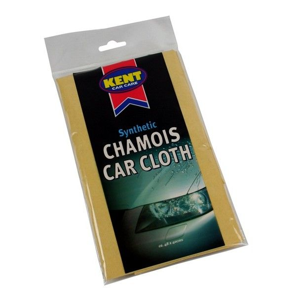 Synthetic Chamois Leather 2 Square Foot Bagged