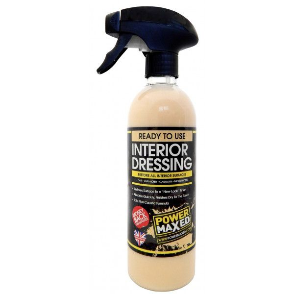 Power Maxed Interior Dressing 500Ml