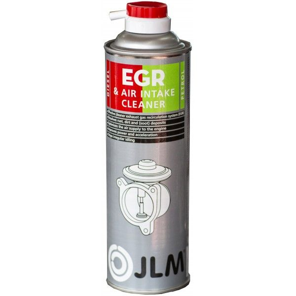 Jlm Air Intake And Egr Cleaner 500Ml