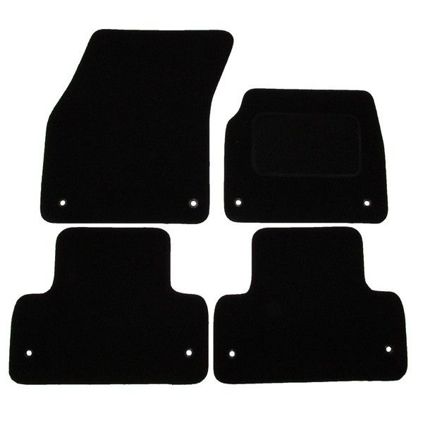 Standard Tailored Car Mat Land Rover Evoque With 8 Clips 2013 Onwards Pattern 3385