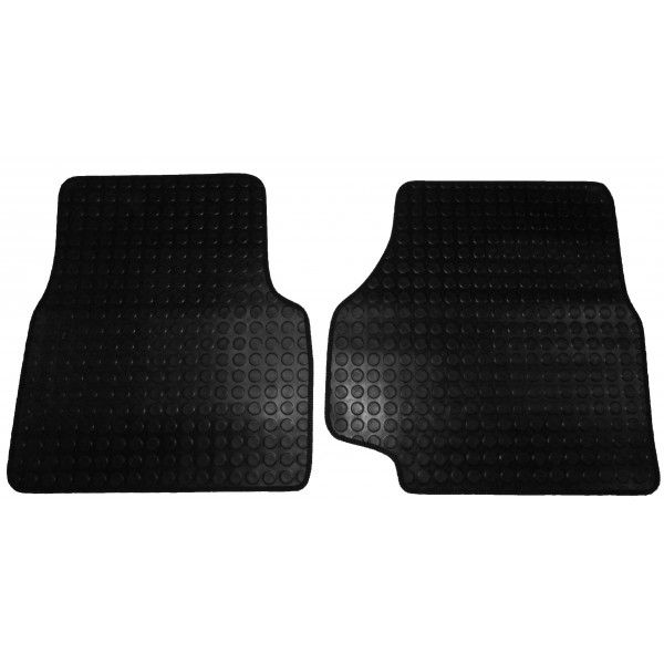 Rubber Tailored Car Mat Land Rover 90 110 Pattern 2086