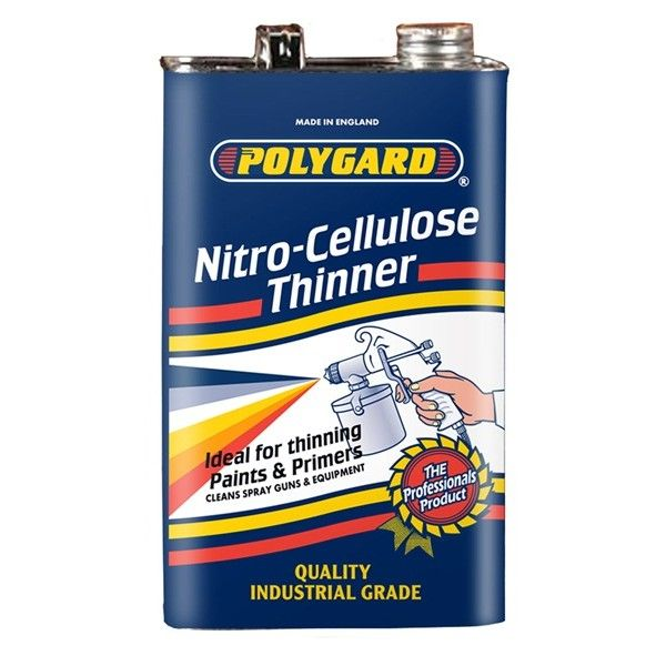 Nitrocellulose Thinners 5 Litre